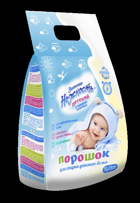 Фосфаты на первом месте среди компонентов в составе должны насторожить потребителя: для детей такой продукт не подойдёт