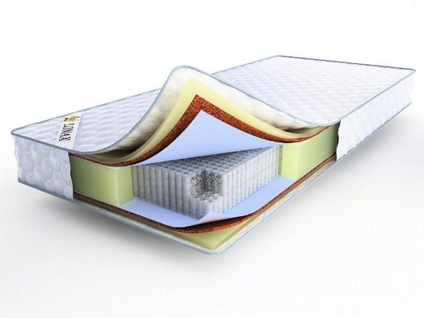 Пенополиуретан чаще всего используется в мебельном производстве в качестве наполнителя – материал эластичный, упругий, но недорогой