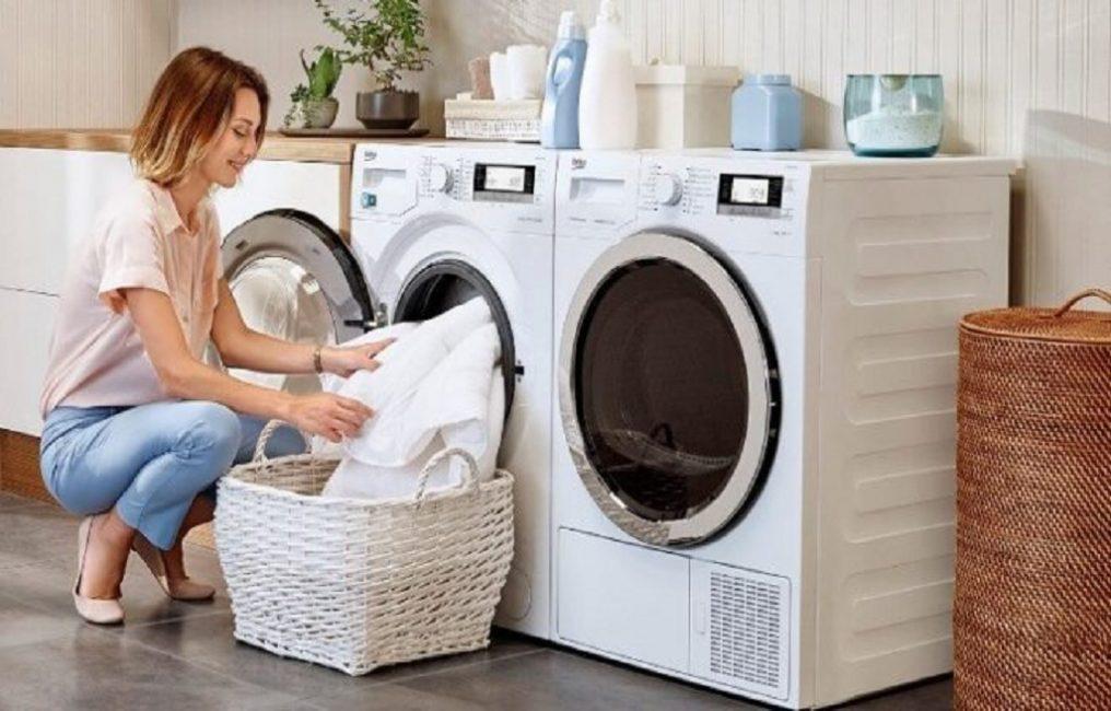 Идеально чистое белье – это всегда приятно