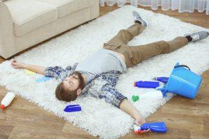 ТОП-20 Лучших средств для чистки ковров: возвращаем покрытию первозданную чистоту +Отзывы
