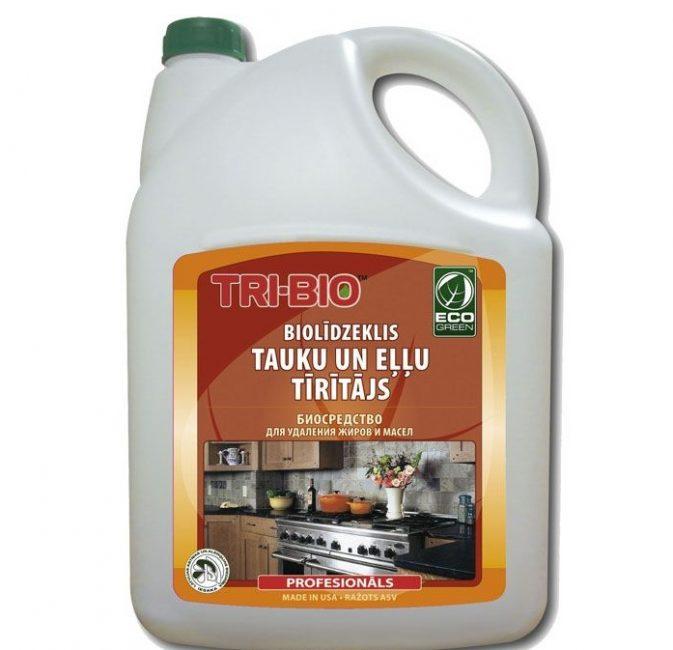 Моющее средство Tri-Bio