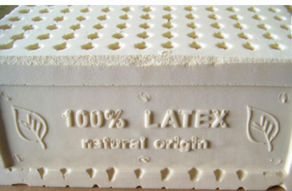 Натуральный вспененный латекс – один из самых мягких материалов для обивки