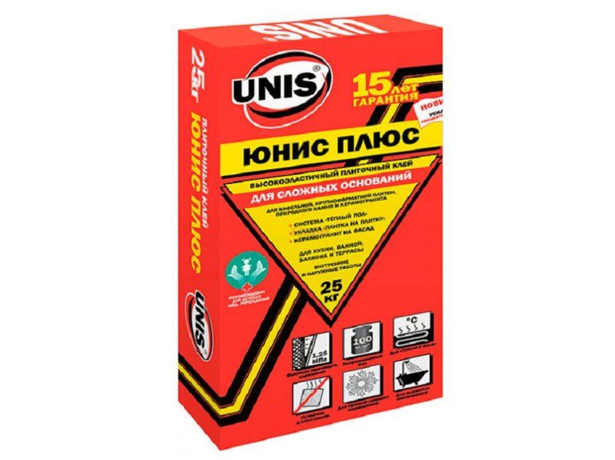 Производитель Unis Plus обещает 15 лет гарантии