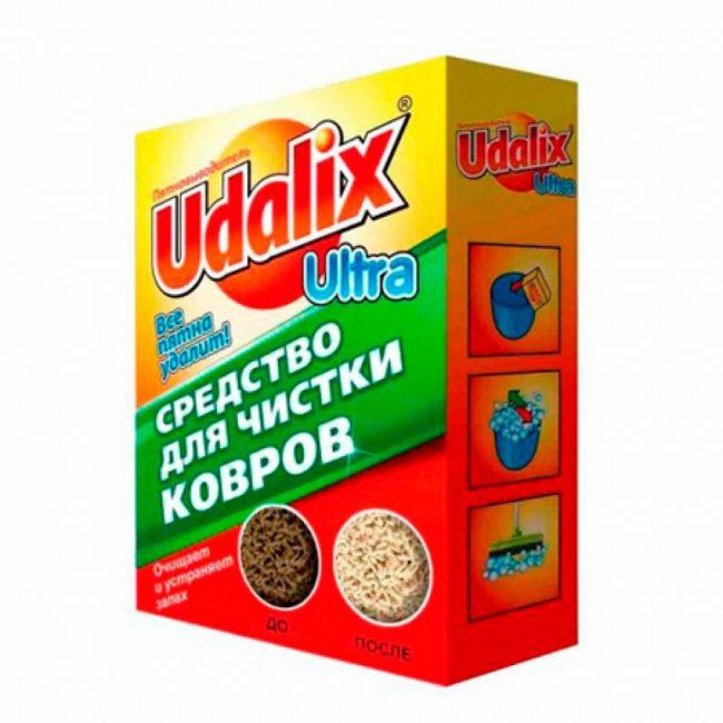 Средство для чистки ковров Udalix Ultra
