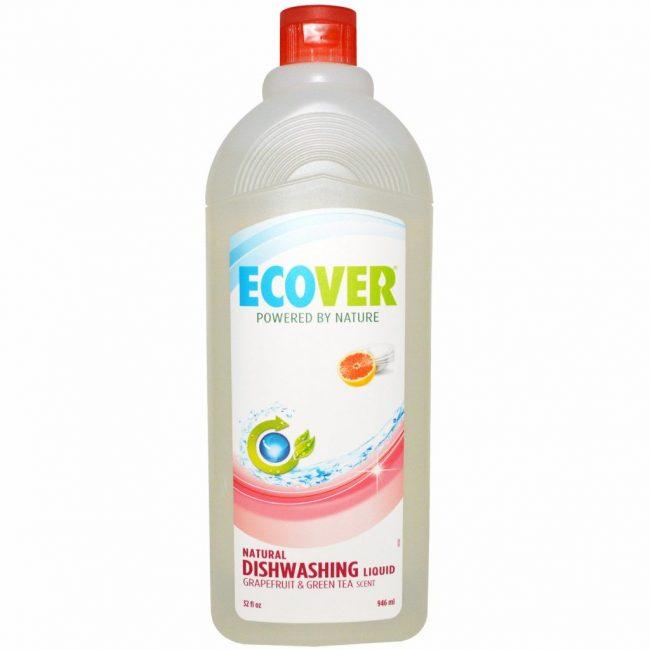 Средство для мытья посуды Ecover Grapefruit and green tea