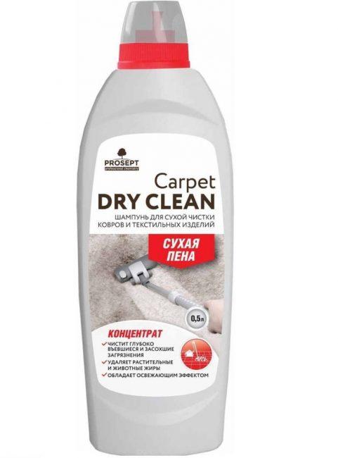 Средство для сухой чистки ковров Prosept «Carpet DryClean»