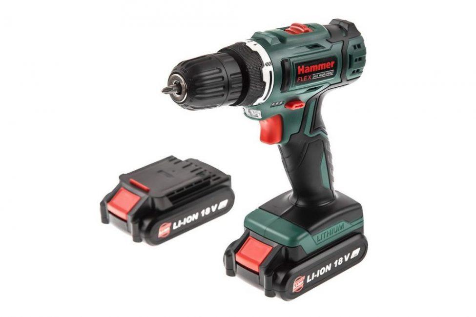 Hammer ACD185Li