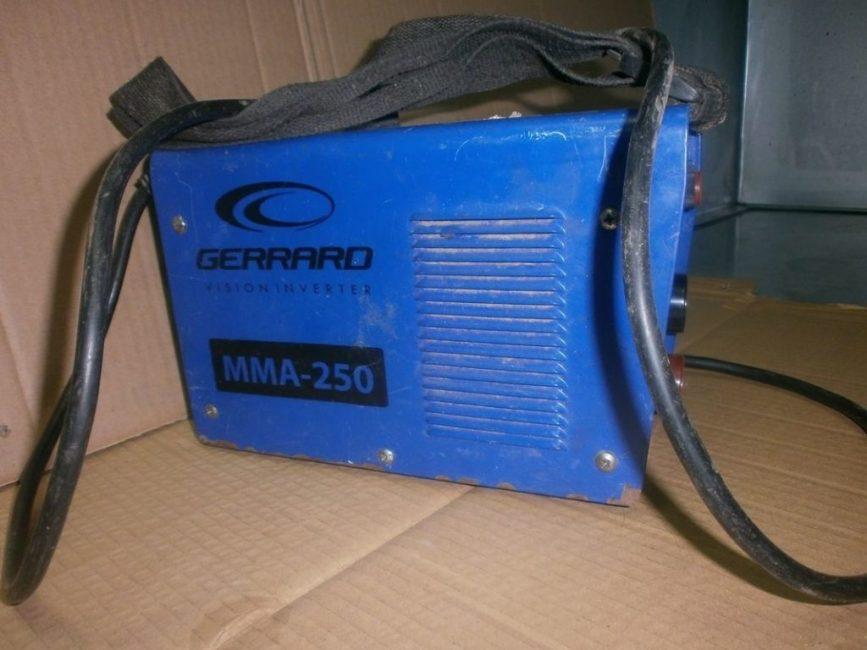 GERRARD MMA - 200