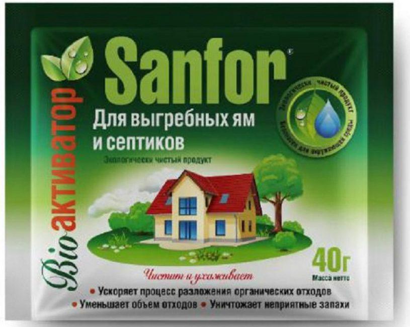 Sanfor Биоактиватор