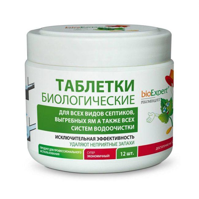 Биологические таблетки BioExpert