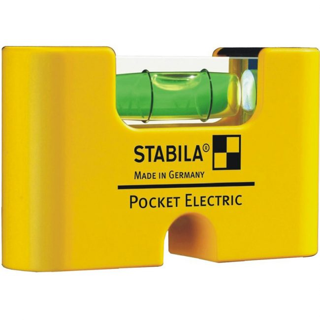 STABILA POCKET ELECTRIC-17775