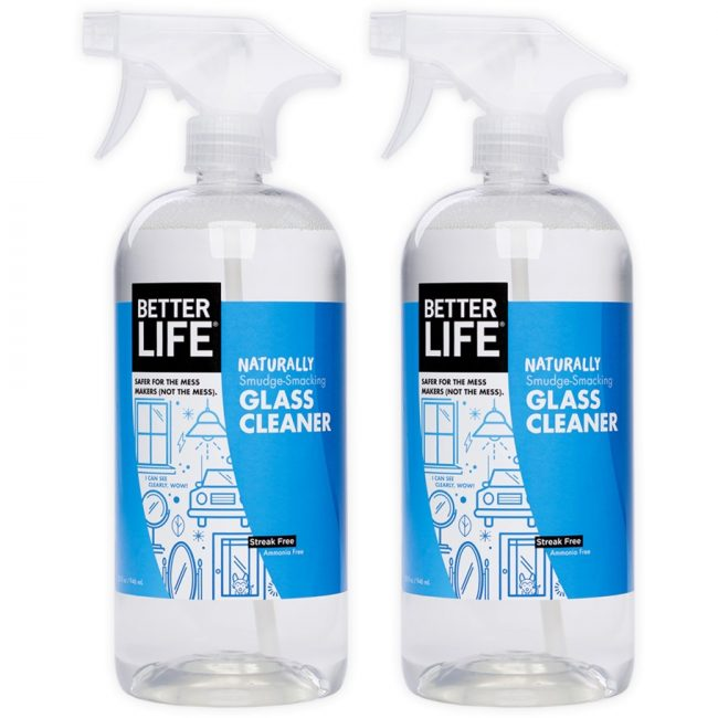 Better Life Glass Cleaner