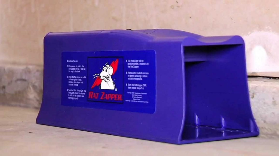 Универсальная ловушка Rat Zapper производства Victor