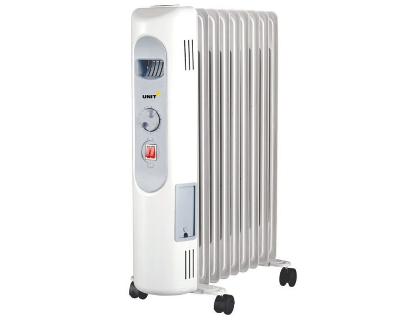 Масляный радиатор UNIT UOR-997