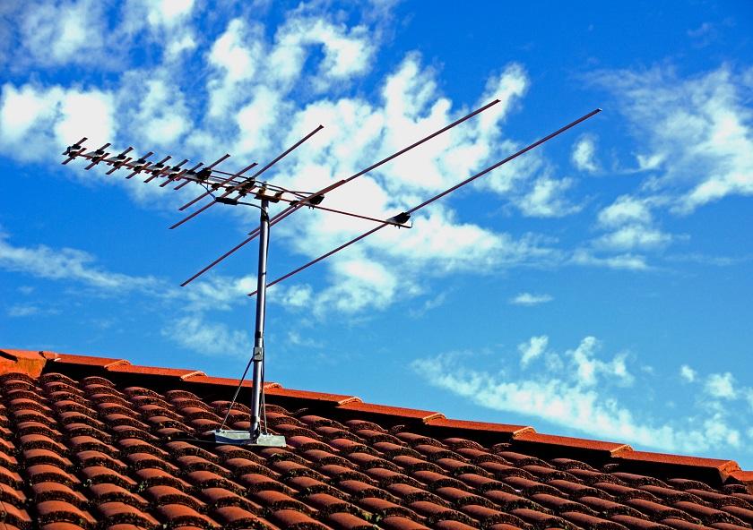 тв антенна для дачи