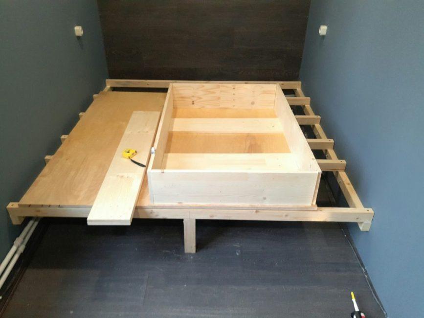 Для самостоятельной сборки мебели чаще всего выбирают модели из дерева