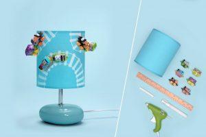 Абажур: уникальный предмет интерьера который можно изготовить своими руками из доступных материалов | 150+ Фото Идей & Видео