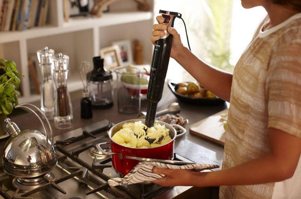 Работа на кухне становится быстрее