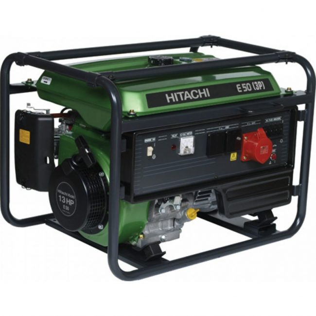 Бензиновый Hitachi E50 (3P)