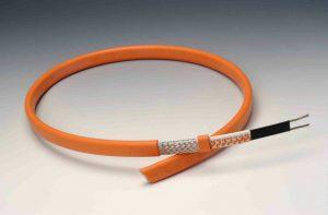 Греющий кабель саморегулирующийся: виды, монтаж, применение для обогрева кровли, водостоков, труб водопровода