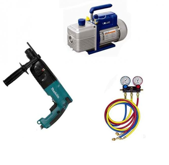 Инструменты и оборудование для работы