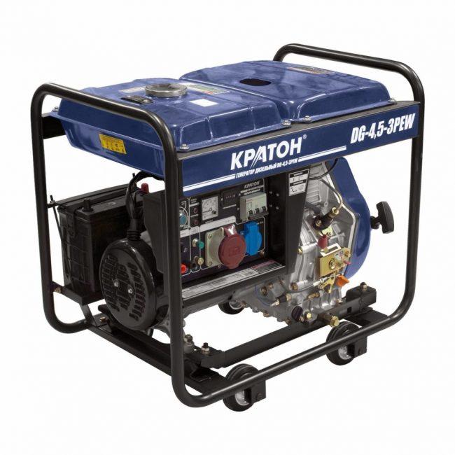 Kpaton DG-4 5-3Pew