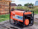 ТОП-10 Лучших бензиновых и дизельных электрогенераторов для частного дома или дачи | Рейтинг 2019