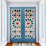Декор дверей своими руками