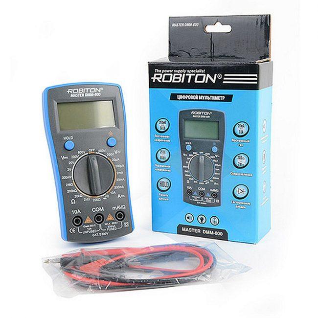 Robiton Master DMM-800