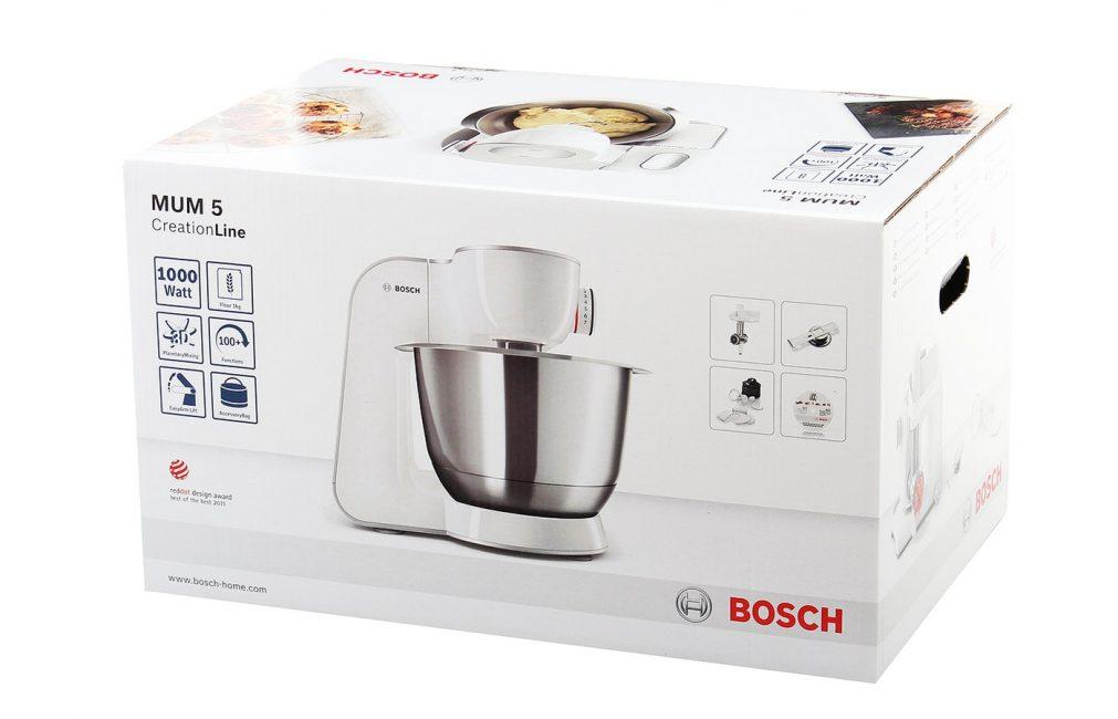 Кухонная машина Bosch MUM 5 CreationLine MUM58225