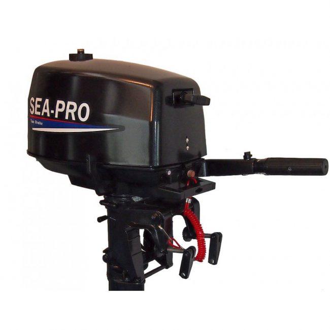 Двухтактный мотор SEA-PRO T 5S