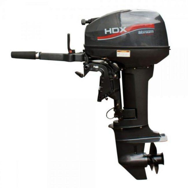 Одна из немногих четырёхтактных моделей - HDX F 5 BMS
