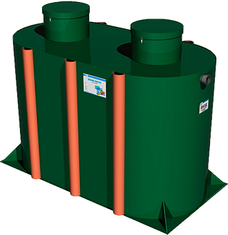 ТОП-10 Лучших септиков для дачи: актуальный рейтинг локальных очистных сооружений, обслуживаемых и автономных (без откачки) | 2019 +Отзывы