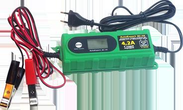 ТОП-10 Лучших зарядных устройств для автомобильного аккумулятора | Цены +Отзывы