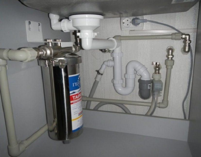 Успешное подключение коммуникаций (электричество, вода, канализация)
