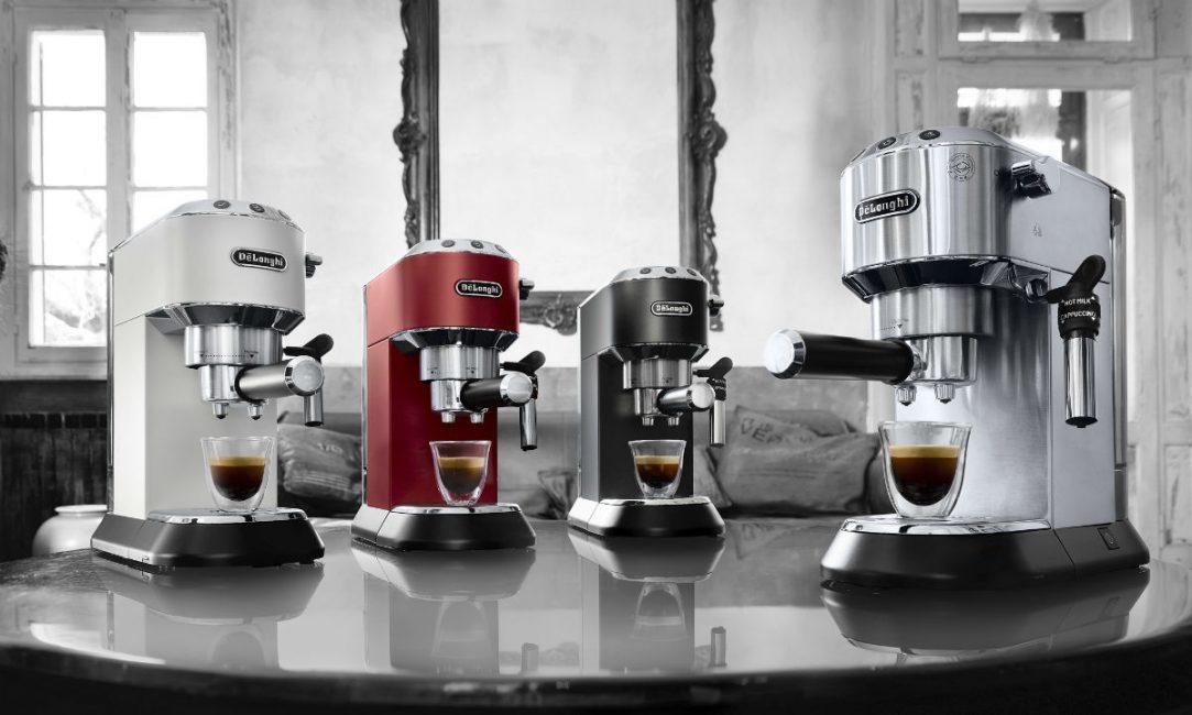Автоматические приборы для заваривания кофе имеют больше функций, чем кофеварки