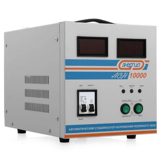 Энергия АСН – 10000