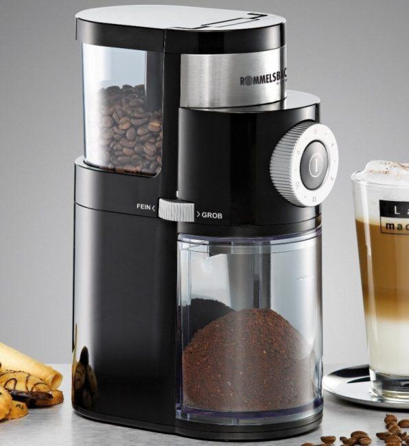 Благодаря прибору для помола кофе, каждое утро можно наслаждаться ароматным бодрящим напитком высокого качества