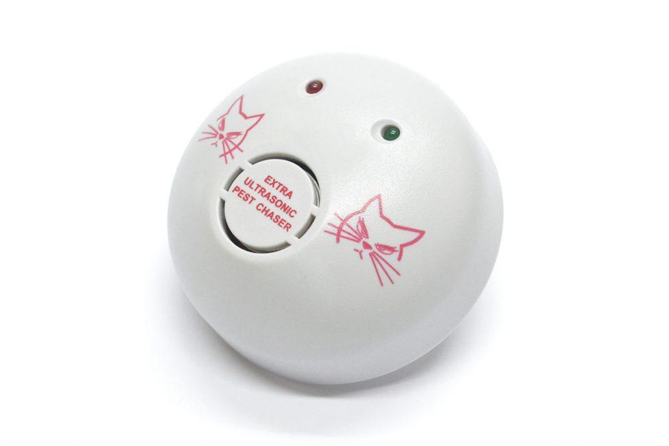 Ультразвуковой отпугиватель мышей и крыс HELP 80403