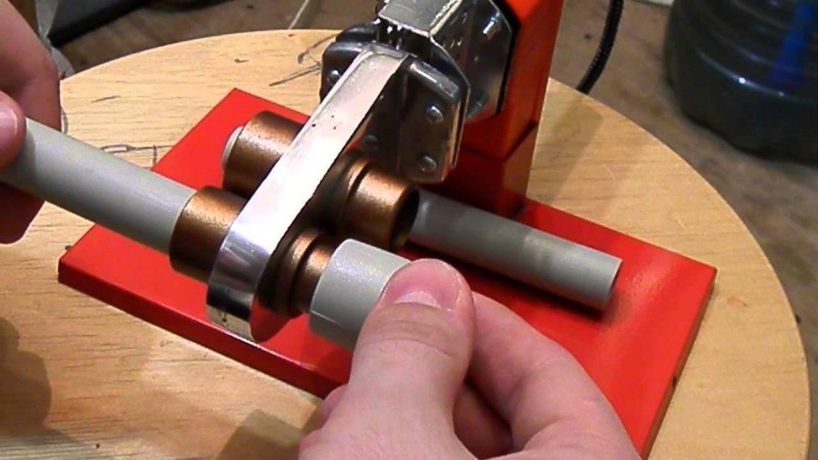 Аппарат для пайка труб