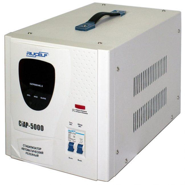 RUCELF CTAP-5000