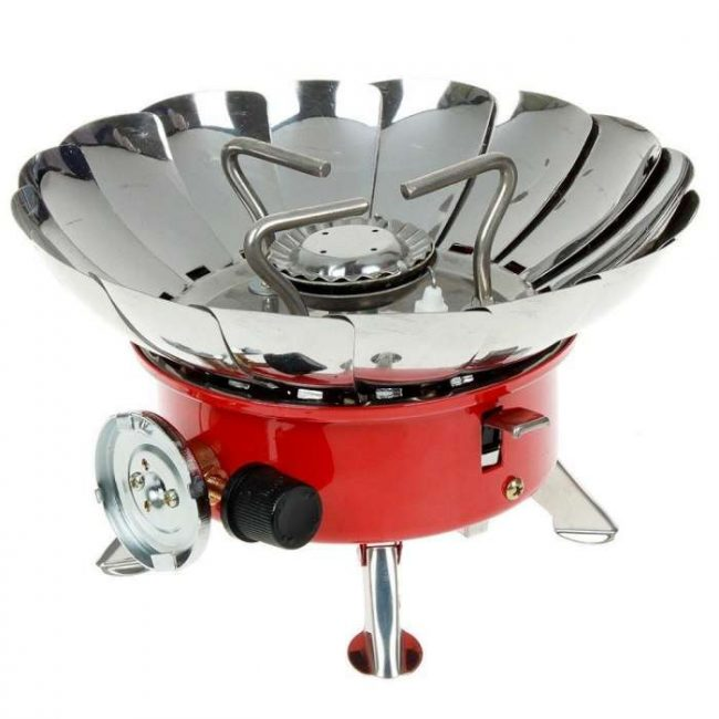 Windproof Camping Stove K-203