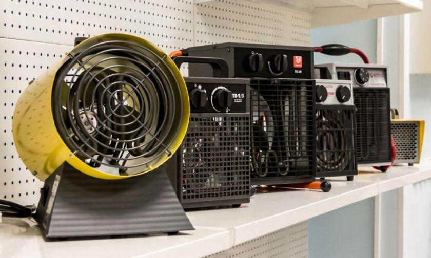 Электрические тепловые пушки - принцип действия, как выбрать, лучшие модели, цены и отзывы, где купить