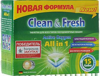 ТОП-10 Лучших средств для посудомоечных машин в форме таблеток | Рейтинг 2019 +Отзывы