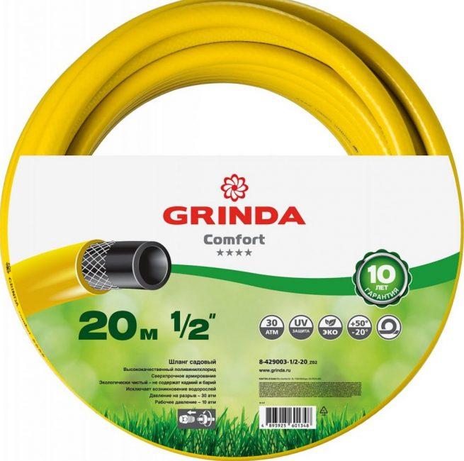 "GRINDA COMFORT 1/2"""