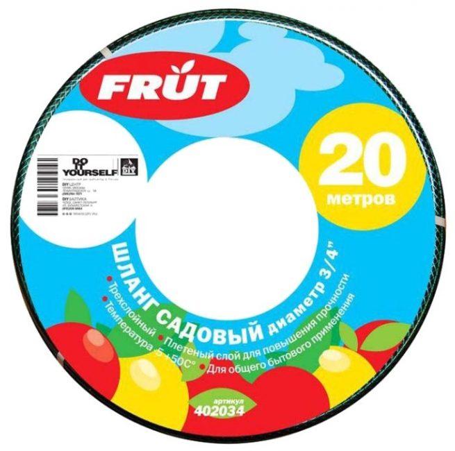 """Frut садовый 1/2"""""""