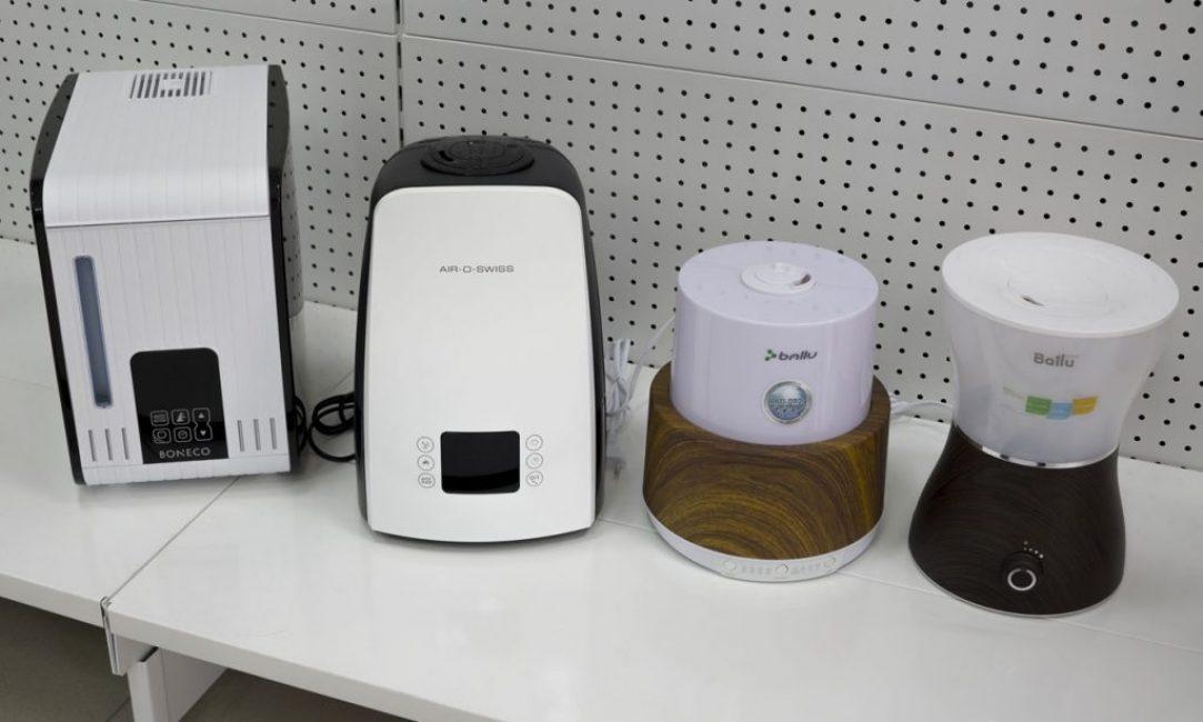Объём резервуара, мощность и охватываемая площадь – ключевые параметры при покупке ультразвукового прибора для увлажнения воздуха