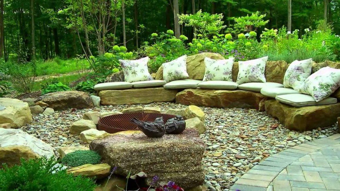 Дизайн и обустройство зоны отдыха