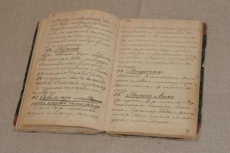 Кулинарная книга жены Льва Толстого