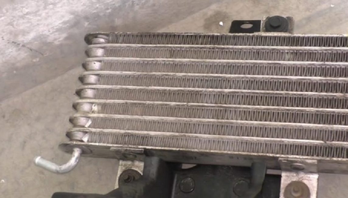 Радиатор из алюминия